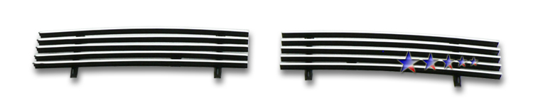 Dodge Ram  1994-2001 Polished Lower Bumper Aluminum Billet Grille