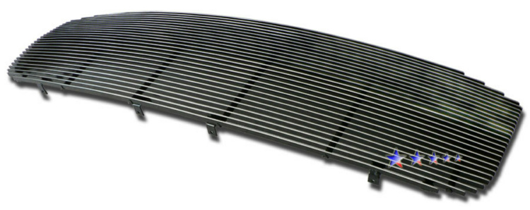 Dodge Ram  2006-2008 Polished Main Upper Aluminum Billet Grille