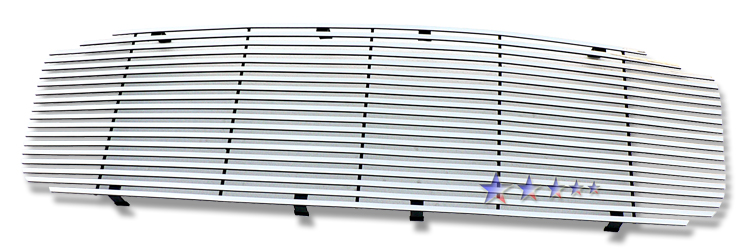 Dodge Ram 06-08 Polished Stainless Steel Main Front Grill