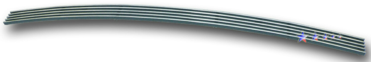Dodge Ram Sport 2006-2008 Polished Lower Bumper Stainless Steel Billet Grille