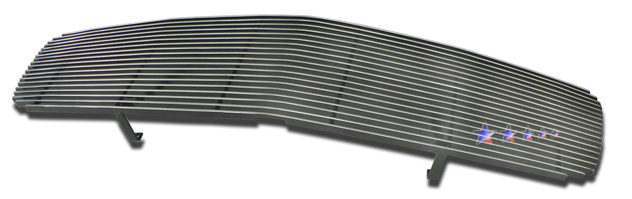 Dodge Charger  2005-2010 Polished Main Upper Aluminum Billet Grille