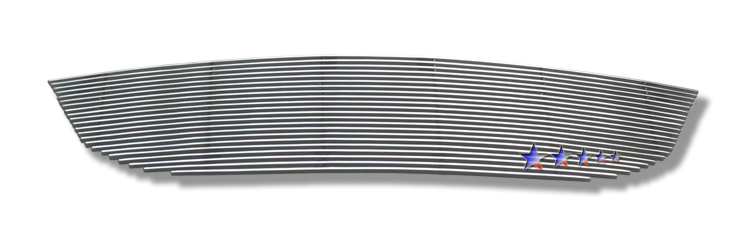 Dodge Journey  2009-2010 Polished Main Upper Aluminum Billet Grille