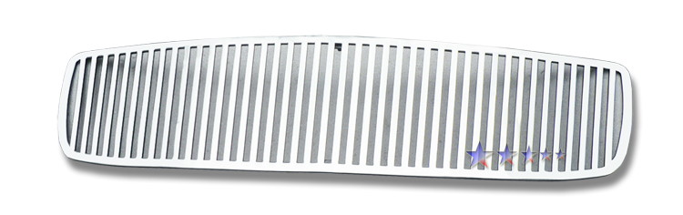 Dodge Charger  2005-2010 Polished Main Upper Perimeter Grille