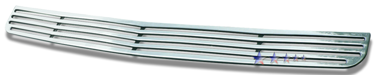 Dodge Charger  2005-2010 Polished Lower Bumper Perimeter Grille