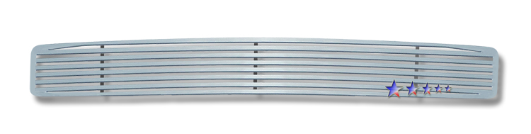 Dodge Challenger  2009-2012 Polished Main Upper Perimeter Grille