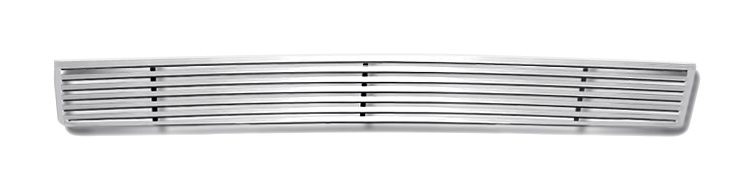 Dodge Journey  2011-2012 Polished Lower Bumper Perimeter Grille