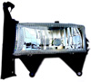 Dodge Durango 1997-2003 Diamond Back Euro Headlight