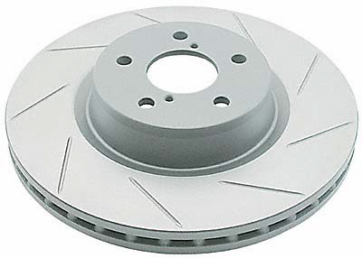Acura TL 96-05 DBA Slotted Front Brake Rotors