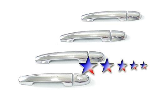 2001-2010  Toyota RAV4  (w/o Passenger Side Keyhole) Chrome Door Handles
