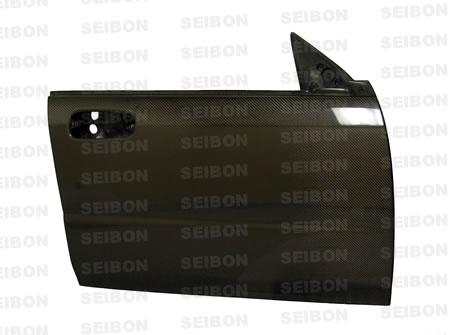 Subaru WRX  2002-2007 Carbon Fiber Doors (front)