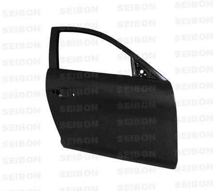 Mazda Rx-8  2004-2010 Carbon Fiber Doors (front)