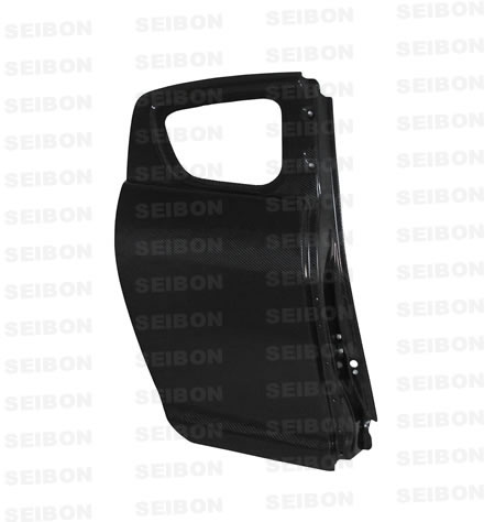 Mazda Rx-8  2004-2010 Carbon Fiber Doors (rear)