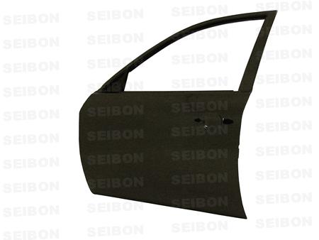 Subaru WRX STI 2008-2010 Carbon Fiber Doors (front)