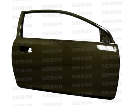 Honda Civic 2dr / Hb 1992-1995 Carbon Fiber Doors