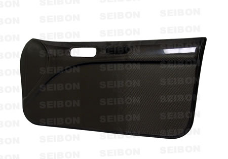 Honda Civic 2dr 1996-2000 Carbon Fiber Door Panels
