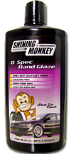 Shining Monkey D-Spec Hand Glaze
