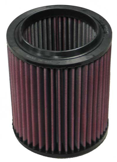 Audi A8 2002-2003  3.7l V8 F/I Round Filter K&N Replacement Air Filter