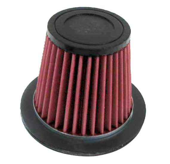 Mercury Mountaineer 1997-1998  5.0l V8 F/I W/Round Filter K&N Replacement Air Filter