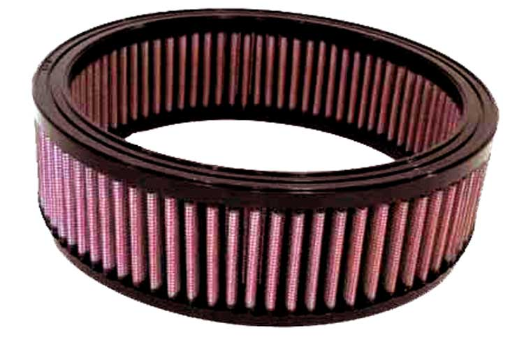 Chevrolet S10 Pickup 1987-1989 S10 Pickup 2.5l L4 F/I  K&N Replacement Air Filter