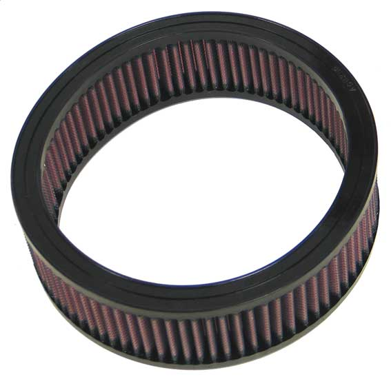 Pontiac Fiero 1987-1988  2.5l L4 F/I  K&N Replacement Air Filter
