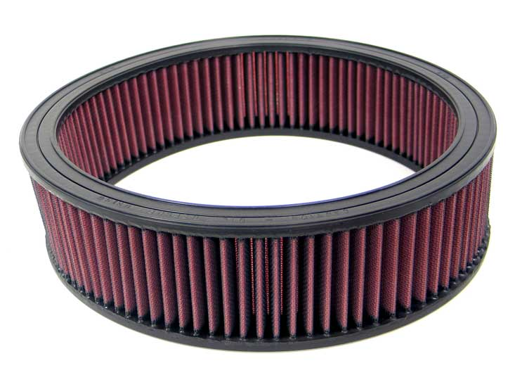 Cadillac Fleetwood 1986-1987  4.1l V8 F/I  K&N Replacement Air Filter