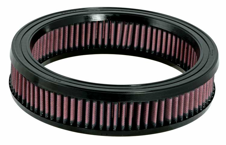 Jeep Wrangler 1987-1990  4.2l L6 Carb  K&N Replacement Air Filter