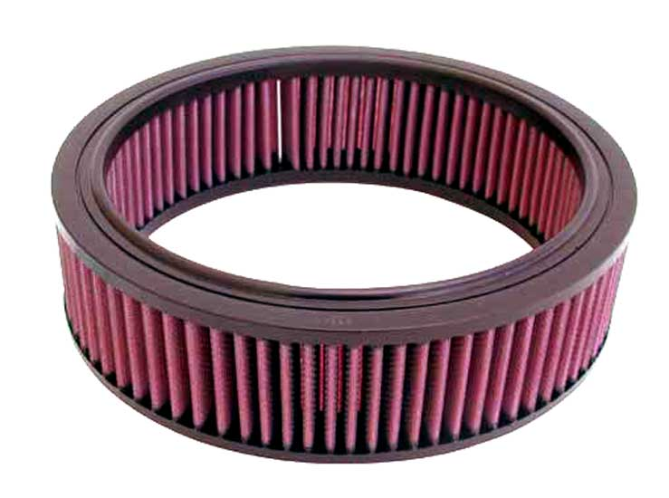 Dodge Ram Van 1987-1987 B250 Van 5.2l V8 Carb  K&N Replacement Air Filter