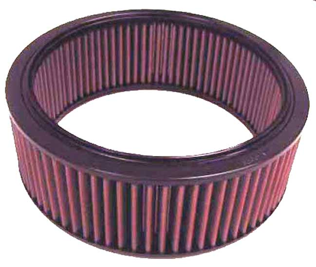 Oldsmobile Cutlass 1987-1987  Supreme 3.8l V6 Carb  K&N Replacement Air Filter