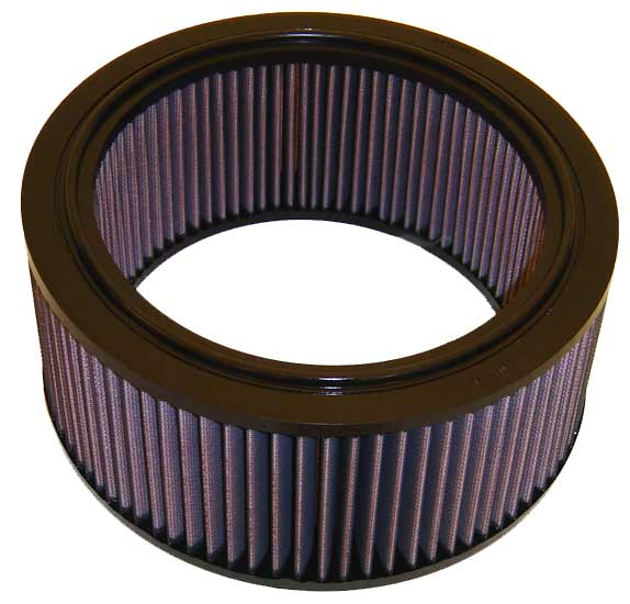 Ford Econoline 1988-1991 E250  Club Wagon 7.3l V8 Diesel  K&N Replacement Air Filter