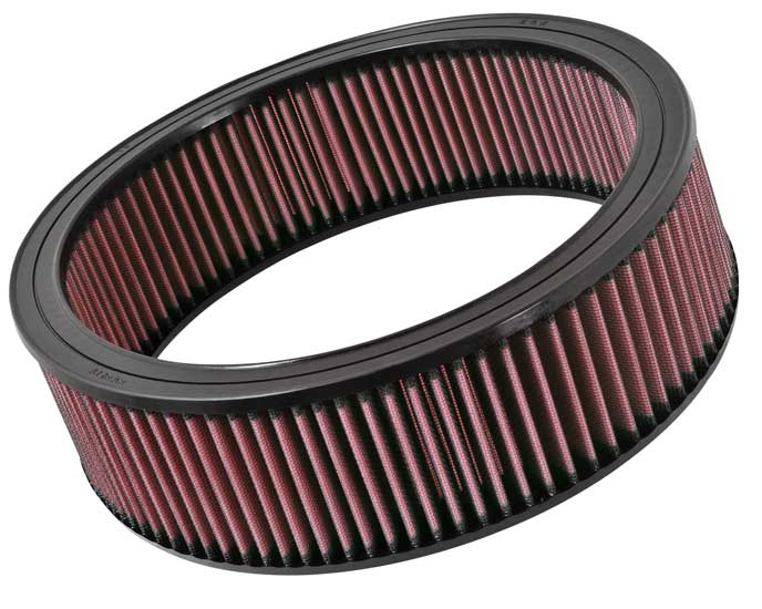 Gmc Full Size Pickup 1988-1991 C3500 7.4l V8 F/I 3-7/16 In Tall Filter K&N Replacement Air Filter