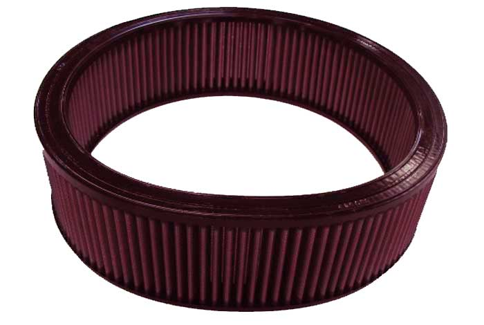 Chevrolet Full Size Pickup 1988-1993 C2500 6.2l V8 Diesel  K&N Replacement Air Filter