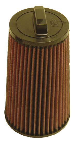 Mercedes Benz C Class 2002-2002 C230 Kompressor 1.8l L4 F/I From 6/02 K&N Replacement Air Filter