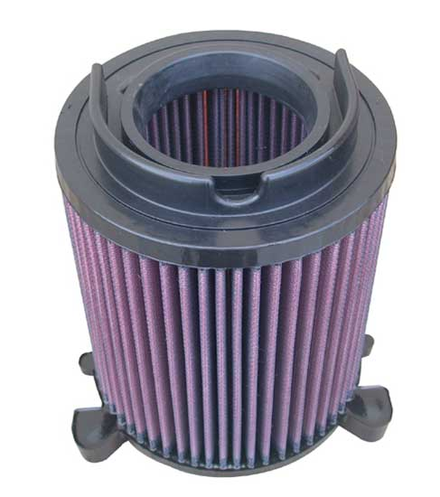 Audi A3 2009-2009  1.2l L4 F/I  K&N Replacement Air Filter