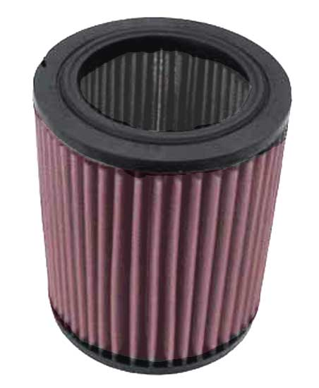 Jaguar Xjs 1987-1987 Xjs 5.3l V12 F/I W/Round Filter K&N Replacement Air Filter