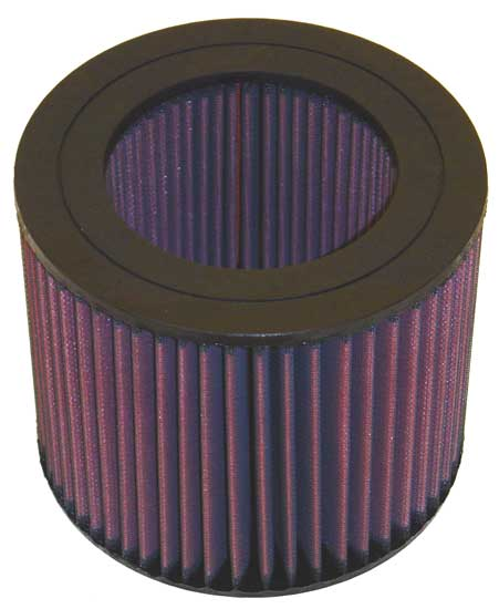 Toyota Land Cruiser 1990-1997 Land Cruiser 4.2l L6 Diesel  K&N Replacement Air Filter