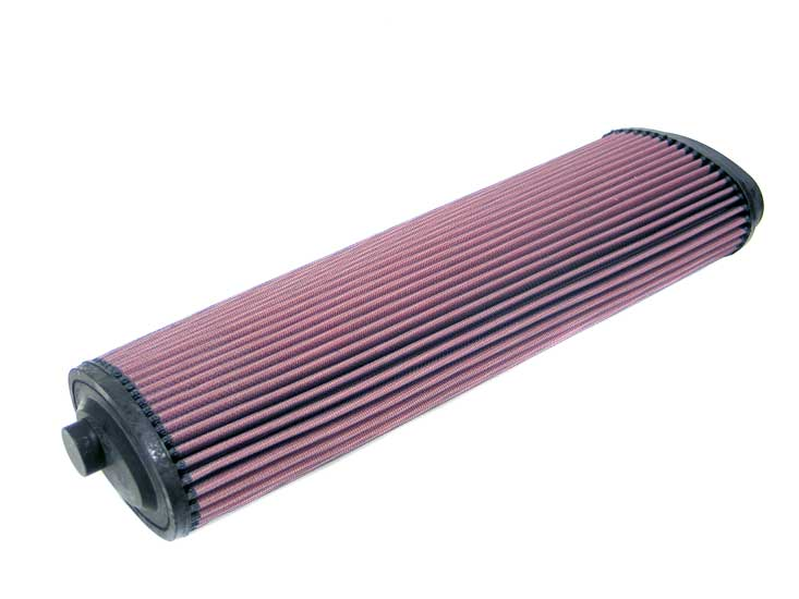 Bmw 5 Series 2000-2008 525d 2.5l L6 Diesel  K&N Replacement Air Filter