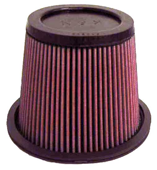 Hyundai Scoupe 1992-1992  1.5l L4 F/I  K&N Replacement Air Filter