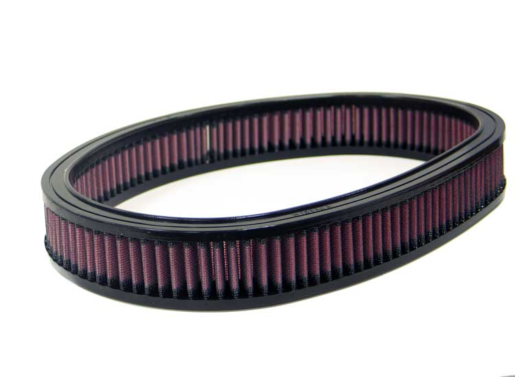 Ford Escort 1987-1988  Iv 1.6l L4 Carb  K&N Replacement Air Filter