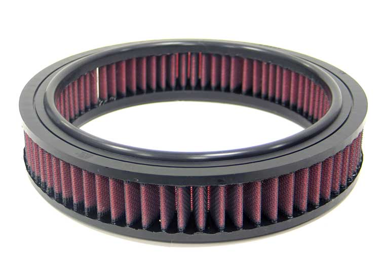 Ford Escort 1987-1987  Iv 1.3l L4 Carb  K&N Replacement Air Filter