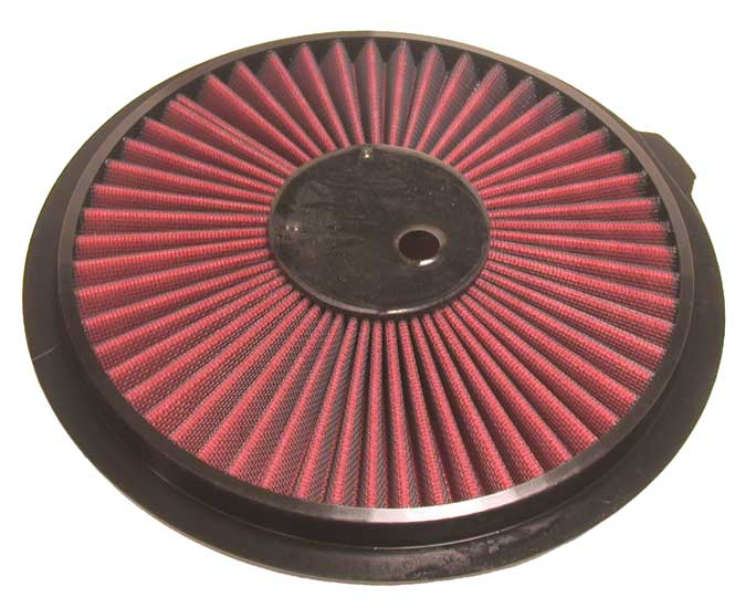 Toyota Tercel 1987-1988  1.5l L4 1 Bbl.  K&N Replacement Air Filter