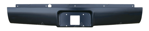 Chevrolet Silverado 2007-2011  Steel Roll Pan W/ License Plate