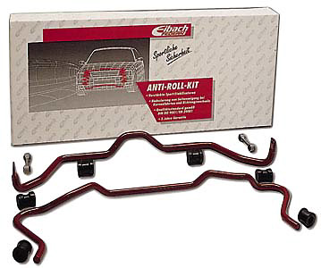 Ford Mustang Shelby Gt500 Coupe 5.4l V8 Supercharged 2007-2010 Anti-Roll Kit / Sway Bars (pair)