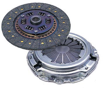 Honda Del Sol 1993-1997 Exedy Single Plate Clutch Set
