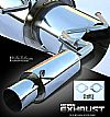 Mitsubishi Eclipse 1995-1999 Turbo  Cat Back Exhaust System