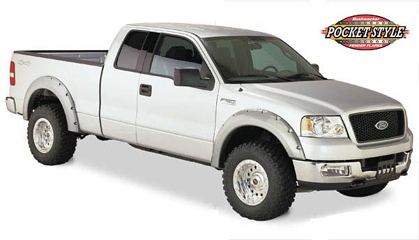 Ford F-150 04-05 Pocket Style Fender Flares
