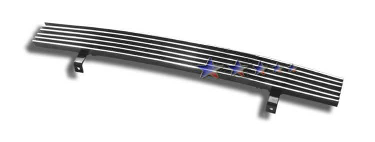 Ford Explorer  1995-1998 Polished Lower Bumper Aluminum Billet Grille