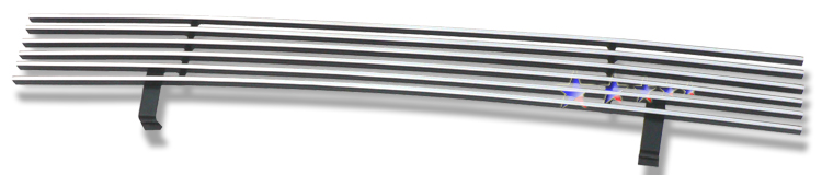 Ford Explorer  1995-1998 Polished Lower Bumper Stainless Steel Billet Grille