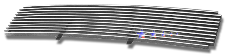 Ford Super Duty  2008-2010 Polished Lower Bumper Aluminum Billet Grille