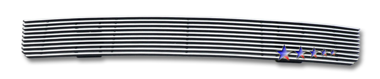 Ford Expedition  2007-2012 Polished Lower Bumper Aluminum Billet Grille