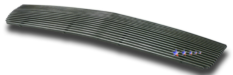 Ford Explorer  2006-2007 Polished Main Upper Aluminum Billet Grille